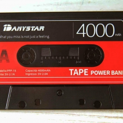 TAPE POWER BANK 4000 mAh