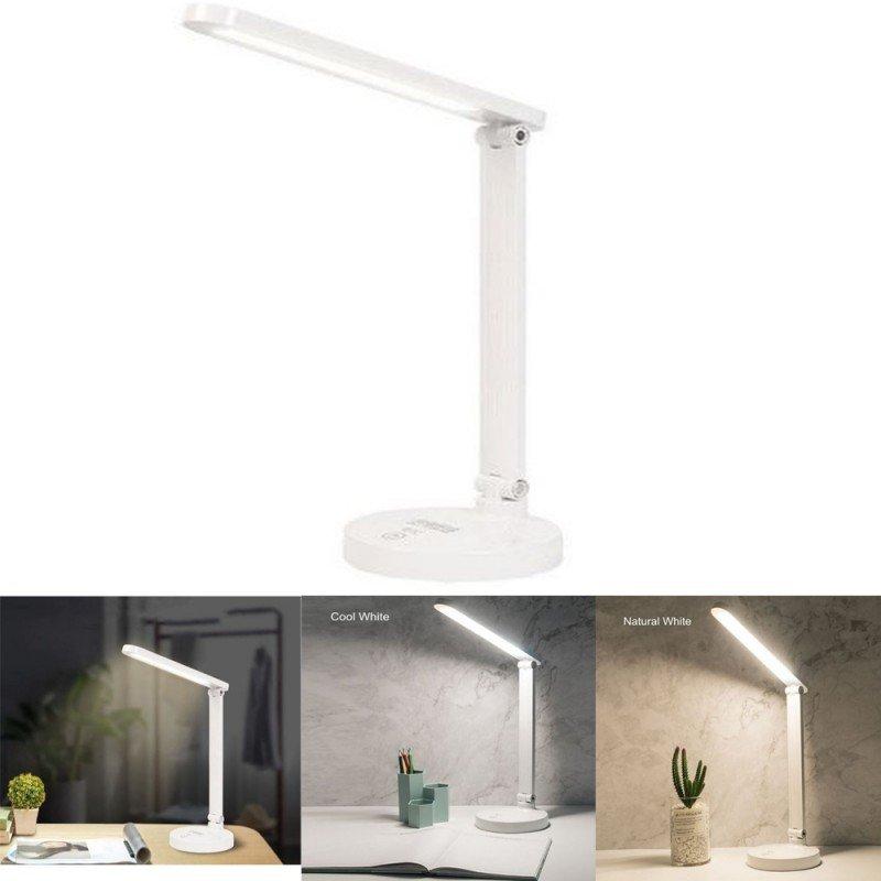LAMPADA A LED DA TAVOLO CON PRESA USB RICARICABILE
