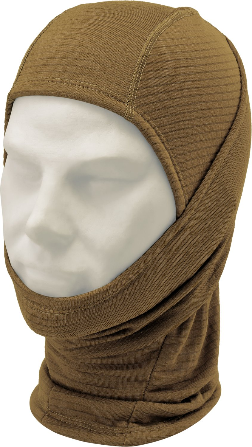 PASSAMONTAGNA THERMAL MULTI COLLAR DEFCON 5 D5-1939/2 OD COYOTE TAN