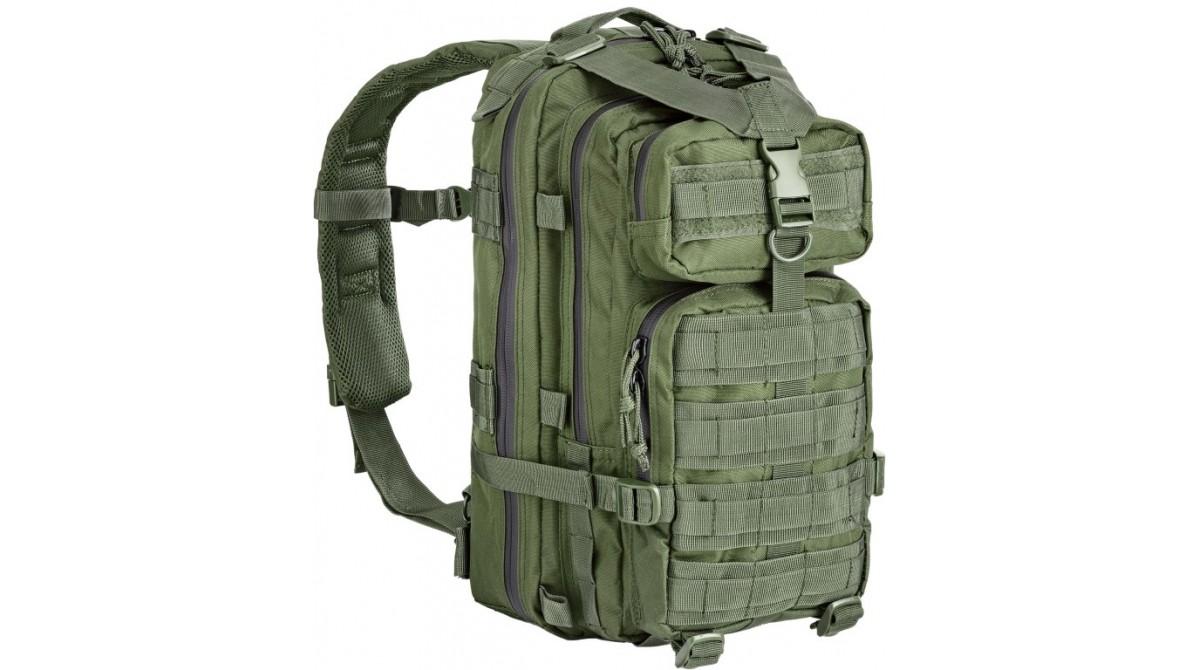 ZAINO TACTICAL BACK PACK 35LT  D5-L111OD DEFCON 5 VERDE