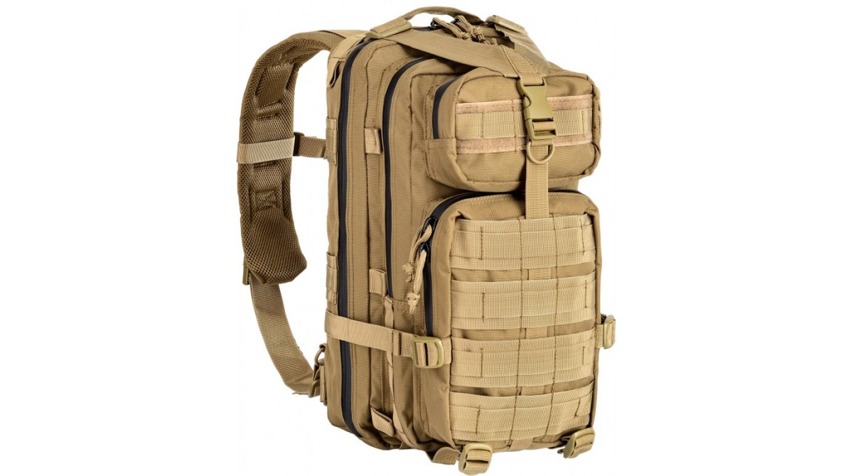 ZAINO TACTICAL BACK PACK 35LT  D5-L111T DEFCON 5 COYOTE TAN